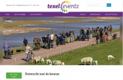 Website Fotografie / Website Photography. TexelEventz.nl