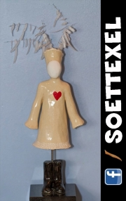 Visitekaartje voor Soet Texel / Business card for Soet Texel / https://www.facebook.com/soettexel