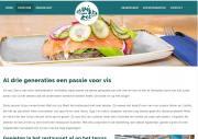 Websitefotografie Vis aan Zee, Egmond aan Zee, https://visaanzee.nl
