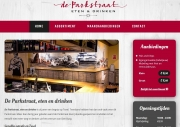 Website fotografie Eetcafe de Parkstraat 22 /  Website photography for eatery Parkstraat 22