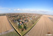 Opdracht voor Jord Kuiken, drone fotografie vakantiepark Slufterhoek en Slufterduin