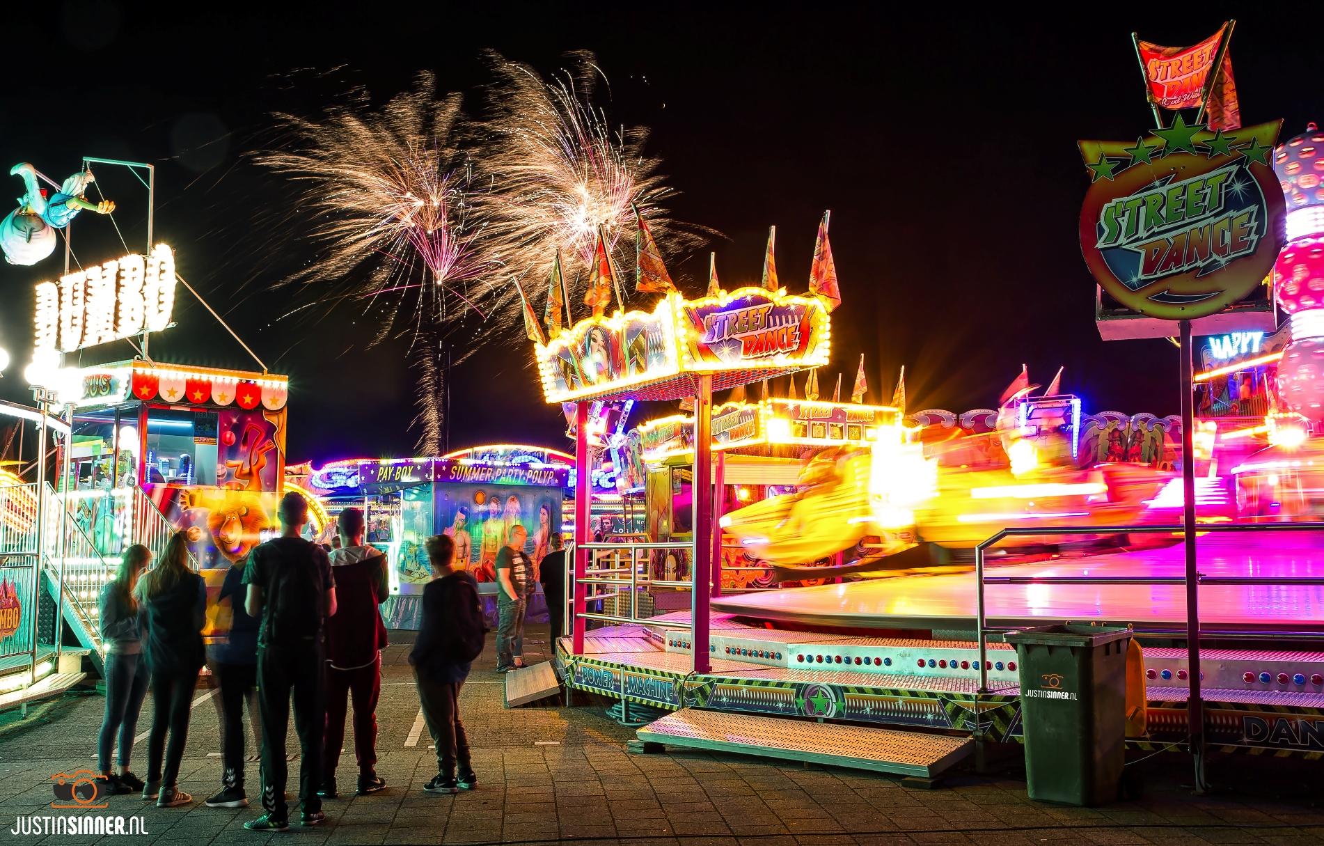 Kermis in de Koog op Texel. Fair, de Koog, Texel. https://justinsinner.nl/ https://justinsinner.werkaandemuur.nl/nl