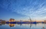 Lichtende nachtwolken op Texel / Nightcloudes on Texel / justinsinner.nl