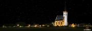 Nachtelijk Den Hoorn op Texel / Den Hoorn on Texel at night