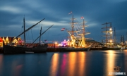 Sail in de haven van Oudeschild op Texel / Sail in the harbour of Oudeschild on Texel