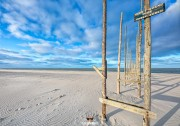 Texel beach.