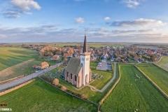 Kerk van Den Hoorn / Church of Den Hoorn. https://justinsinner.nl