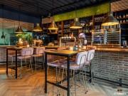 Restaurant intieur fotografie / justinsinner.nl / Rastaurant Carakter, de Koog, Texel