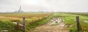 Mistig den Hoorn op Texel / Foggy den Hoorn on Texel