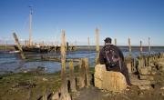 Lekker genieten van het Waddengebied / Enjoying the Wadden Sea area