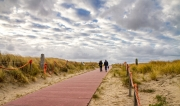 Wandelen over de Texelse duinen / Walking across the dunes of Texel