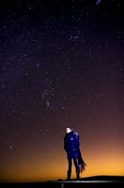 Onder de sterren op Texel / Under the stars on Texel