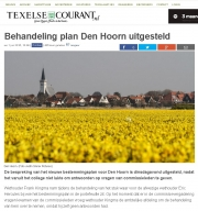 Den Hoorn Texelse Courant, jun 2016