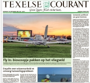 Voorpaginafoto, Fly-inn op Texel, mei 2018 / Frontpage photo, Fly-inn on Texel. May 2018