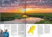 Foto van de slufter groot in de Texelnu zomereditie 2018