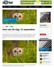 Foto van de dag op Digifoto-Starter / Photo of the day at Digi Photo Starter / sept 2016