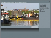 Oilleak harbour Oudeschild. Texel. NHD internet apr 2016