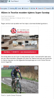 Super Sunday op Texel / Super Sunday at Texel / Texelplaza febr 2016