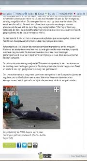 Stranding Potvissen op Texel / Dead sperm whales on Texel / TexelPlaza jan 2016