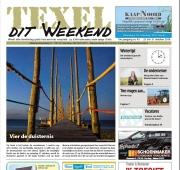 Oktober 2018, nacht van de nacht op Texel, voorpaginafoto Texel dit Weekend. https://justinsinner.nl/