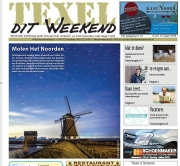 Voorpaginafoto Texel dit Weekend, mrt 2018 / Frontpage Photo Texel this weekend / mrt 2018