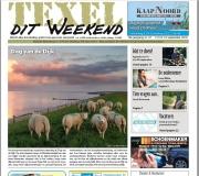 September 2018 Dag van de Dijk op Texel, voorpaginafoto Texel dit Weekend. https://justinsinner.nl/