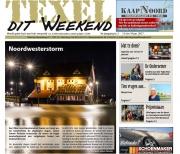 TexelditWeekend Frontpage, Storm @ Texel / jan 2017