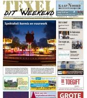 Frontpage Texel dit Weekend, juli 2017 Fair on Texel.