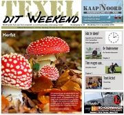 "Voorpaginafoto ""Autumn"" TexelditWeekend / Frontpagephoto ""Autumn"" Texel this Weekend / okt 2016"