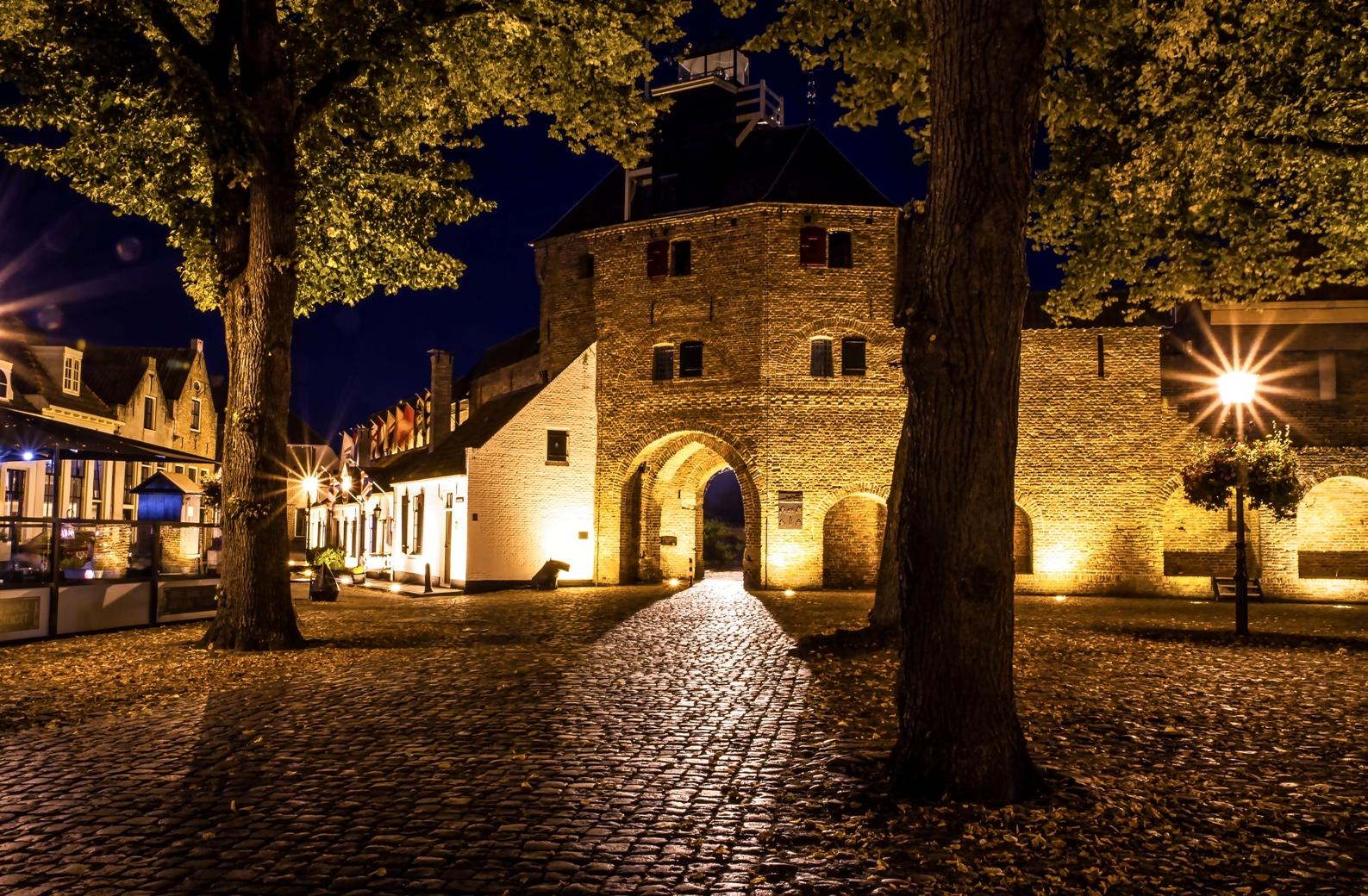 de Vischpoort in Harderwijk / The Vischpoort in Harderwijk (NL)