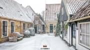 Oosterend in de winter / Oosterend in winter / justinsinner.nl