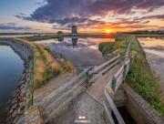Molen het Noorden op Texel / Mill the North on Texel / justinsinner.nl