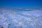 De Waddenzee tijdens het blauwe uur / The Wadden Sea during the blue hour / justinsinner.nl